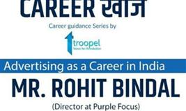Advertising as a Career in India