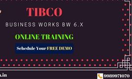 TIBCO BW Training institute in Hyderabad