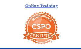 Certified Scrum Product Owner Training- CSPO Certification