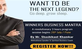 Business Training Event in Pune 2019