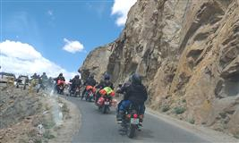 LEH LADAKH BIKE EXPEDITION- 13 Days/12 Nights- 2020