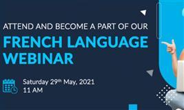Free French Language Webinar