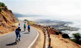Mumbai - Goa Cycling
