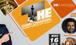 The Game Changers Business Award 2019, Season 2