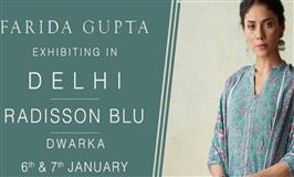 Farida Gupta Delhi Exhibition (Dwarka)