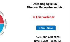 [Free Webinar] Decoding Agile EQ – Discover, Recognize and Act