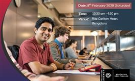 Free New Zealand Education Fair - Event Registration at Bangalore