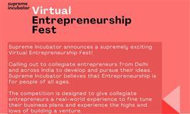 Virtual Entrepreneurship Fest 2.0