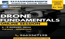 Online Workshop on Drone Fundamentals