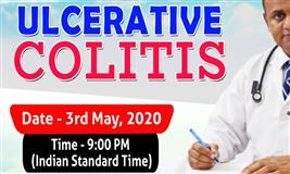 Ayurveda on Ulcerative Colitis - Webinar on Ulcerative Colitis(3rd May 2020)