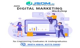 Digital Marketing Career Development Workshop