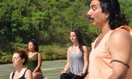 8 days 50-hour yoga teacher certified by Yoga Alliance in Rishikesh, India