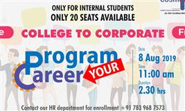 Session-I College to Corporate