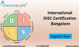DiSC Certification in Bangalore