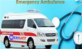Highly Developed Emergency Ambulance Service in Patna