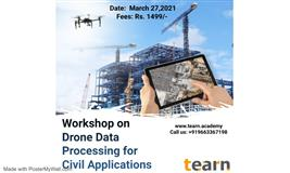 Online Workshop on Drone Data Processing for Civil Applications