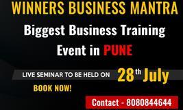 Business Seminar Event in Pune by Shashikant Khamkar
