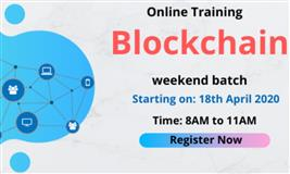 Instructor-led Block chain live online classes