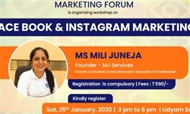 Facebook & Instagram Marketing