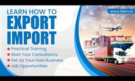 Learn Import Export Business from Home in Bangalore
