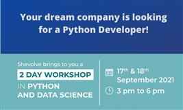Opportunity to Become Python Expert