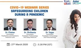 COVID-19 Webinar Series Safeguarding Children During A Pandemic