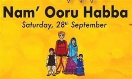 Nam Ooru Habba Event at Vivero, Manyata Tech Park