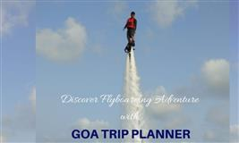 Flyboaring with Goa Trip Planner