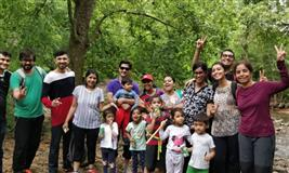 Beginner's Trail at Sanjay Gandhi National Park