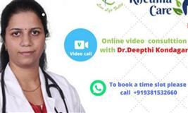 Dr.Deepthi Kondagari - Best Endocrinologist in Hyderabad Endocrinologist in Secunderabad