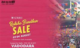 Mizaaj Raksha Bandhan Exhibition at Vadodara - BookMyStall