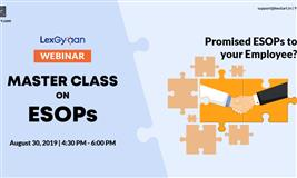 Master Class on ESOPs