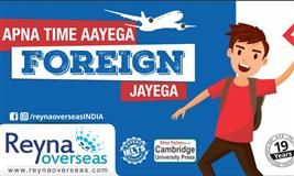 Reyna Overseas - Overseas Education Consultant in Ahmedabad