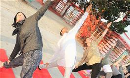 30 Days 200-Hour Yoga Teacher Training and Vipassana Retreat in Rishikesh, India