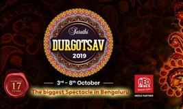 Sarathi Koramangala - Durga Puja Events 2019 in Bangalore