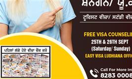 Free One to One Visa Counseling