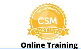 Scrum Master Certification (CSM) Online