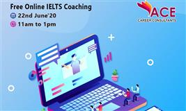 Join Online IELTS Coaching for Free