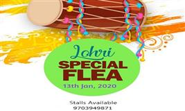 Lohri Special Flea in Gurgaon - BookMyStall