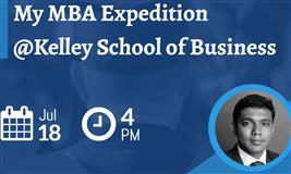 Explore MBA at Kelly School of Business with Apoorv Sharma.