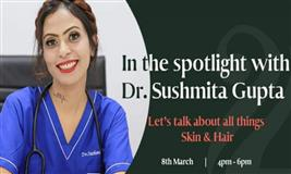In The Spotlight with Dr Sushmita Gupta