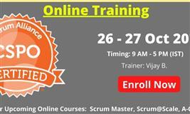 Scrum Product Owner Online Training & Certification