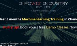 6 months machine Learning training company in chandigarh
