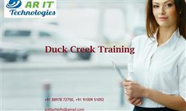 Duck Creek Training | Duck Creek Corporate Training – ARIT