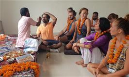 200 Hour Yoga Teacher Training Rishikesh India