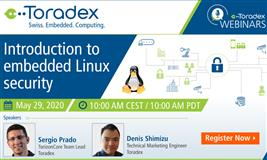 Webinar: Introduction to embedded Linux security