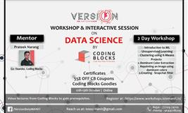 Workshop & Interactive Session on Data Science