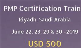 PMP Online Certification Training Course in Riyadh, Saudi Arabia