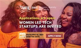 IWILindia  in partnership with AWS presents TECHXELERATE