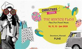 The Winter Flea - Food & Shopping Fest Pune - BookMyStall